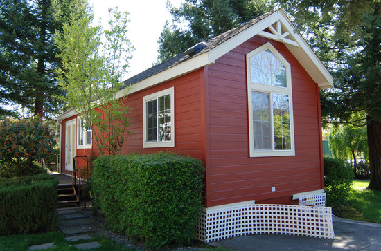 Tiny House - New Jersey Movers